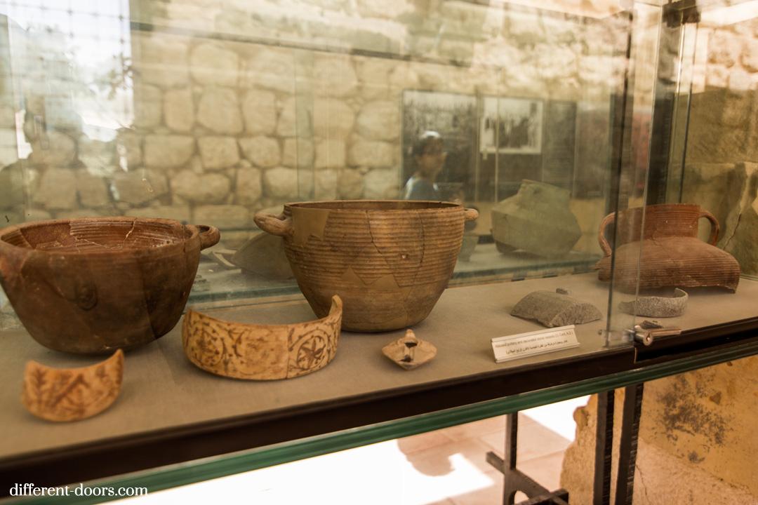 Mount Nebo Exhibits