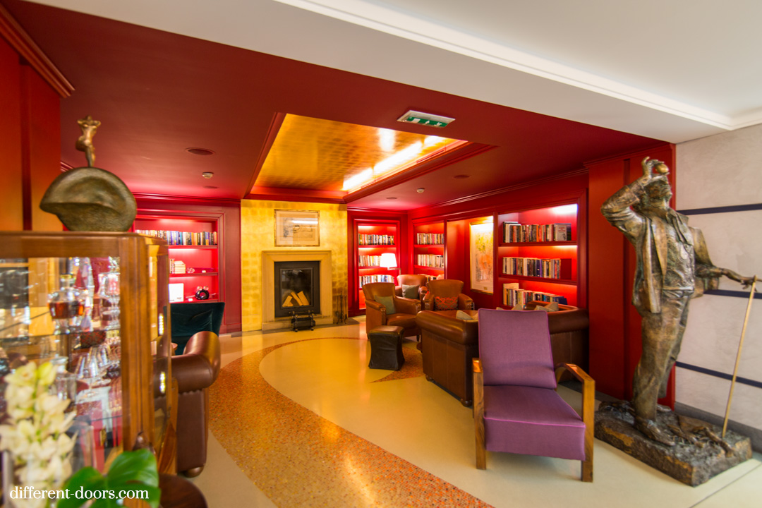 Aria Hotel Prague, Czech Republic, boutique hotel