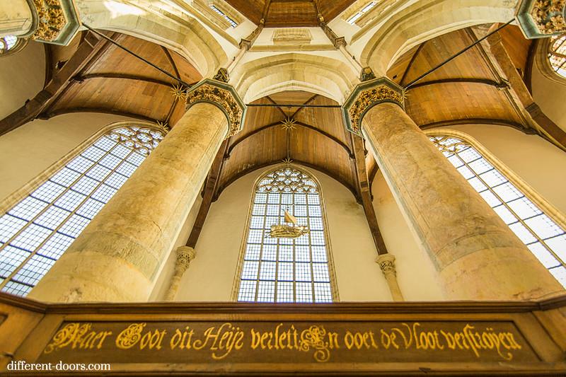 Old Church of Amsterdam, oude kerk