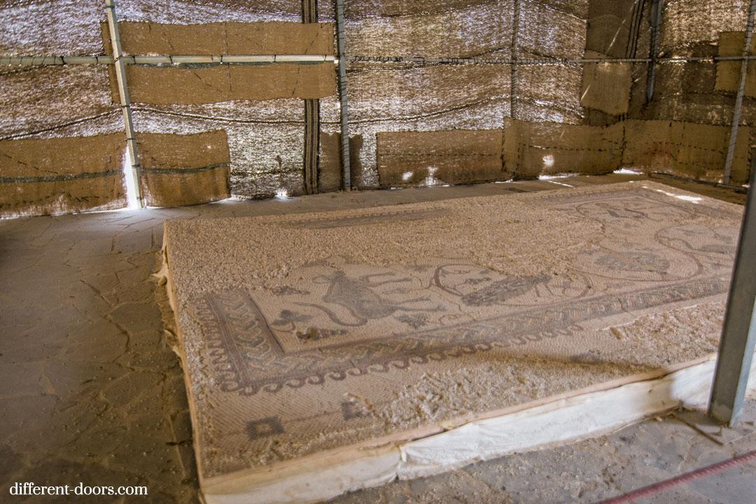 Mount Nebo Mosaic